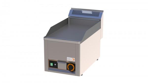 Elektro-Grillplatte glatt 1 Heizzone 330 x 600 x 290 mm