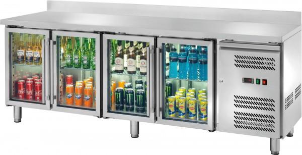 Kühltisch 553 l GN 1/1 mit 100 mm