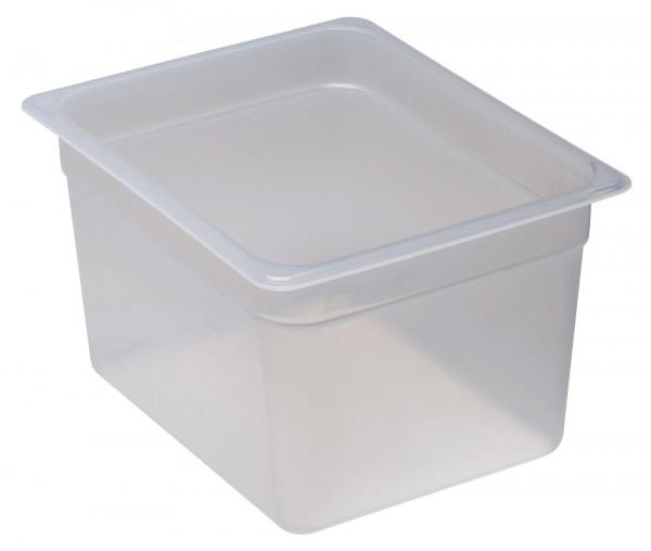 Frischhaltebox GN 1/2 325 x 265 x 200 mm Polypropylen transparent