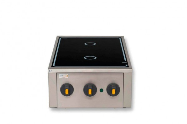 Strahlheizkörper-Kochfläche 6,00 kW 400 x 600 x 200 mm