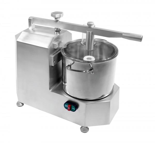 Cutter 5 l Behälter 560 x 320 x 440 mm / 230 V