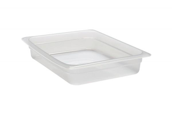 Frischhaltebox GN 1/2 325 x 265 x 65 mm Polypropylen transparent