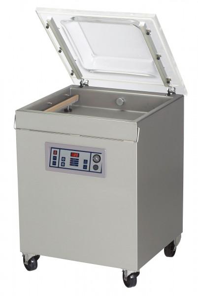 Vakuumiergerät 63 m³/h mit Dampfsensor Schweißbalken 2x 520 mm  Cookmax