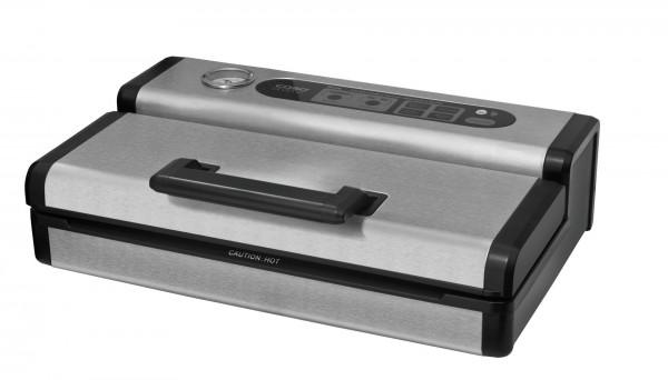 Vakuumiergerät 0,90 m³/h autom./manuell Schweißbalken 300 mm, 400 x 260 x 113 mm| Cookmax