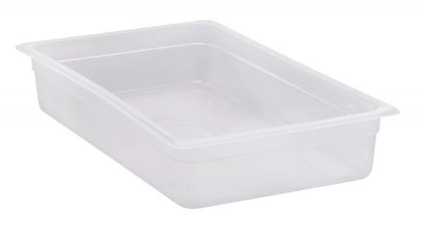 Frischhaltebox GN 1/1 530 x 325 x 100 mm Polypropylen transparent