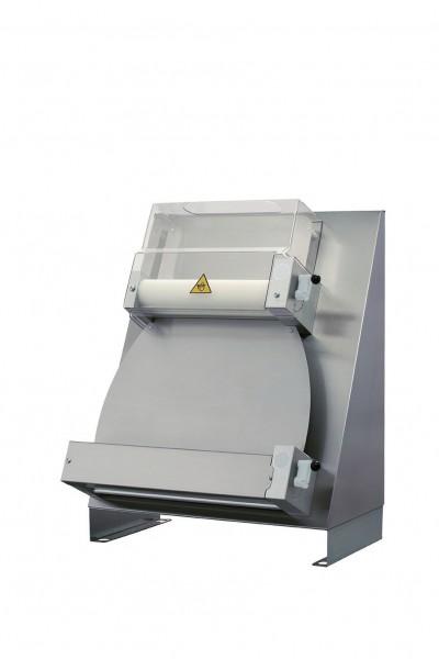 Teig-Ausrollmaschine für Pizzen bis ø 400 mm / 530 x 730 x 530 mm