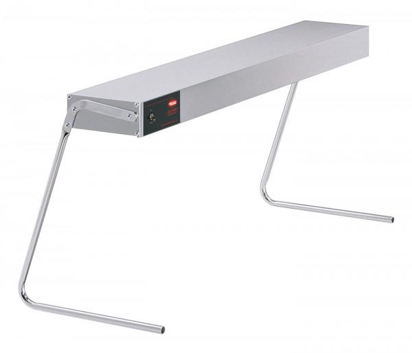 """Wärmebrücke mit """"C""""-Fußgestell B=1070 mm / 1070 x 310 x 420 mm"""
