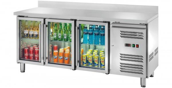 Kühltisch 417 l GN 1/1 mit 100 mm