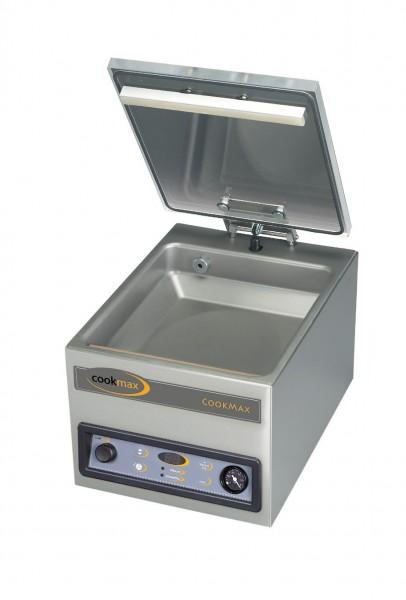 Vakuumiergerät cookmax plus 8 m³/h Schweißbalken 280 mm, 330 x 450 x 295 mm| Cookmax