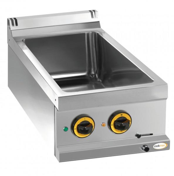 Elektro-Bain-Marie 1 x GN 1/1 H=160 mm Serie 700/ 400 x 700 x 250 mm