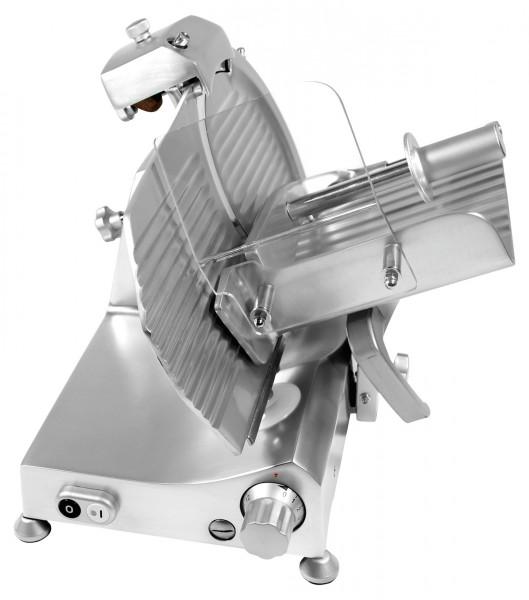 Schrägschneider Messer ø 250 mm425 x 620 x 370 mm- eloxiertes Aluminium, Oberflä