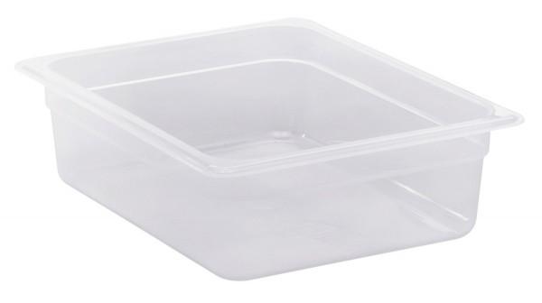 Frischhaltebox GN 1/2 325 x 265 x 100 mm Polypropylen transparent