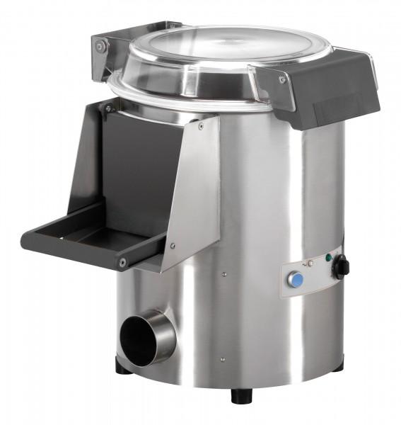 Kartoffelschäler 5 kg mit 60 kg/h 520 x 630 x 590 mm