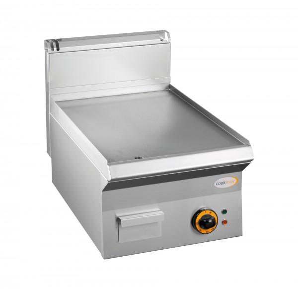 Elektro-Grillplatte glatt 1 Heizzone 400 x 650 x 270 mm