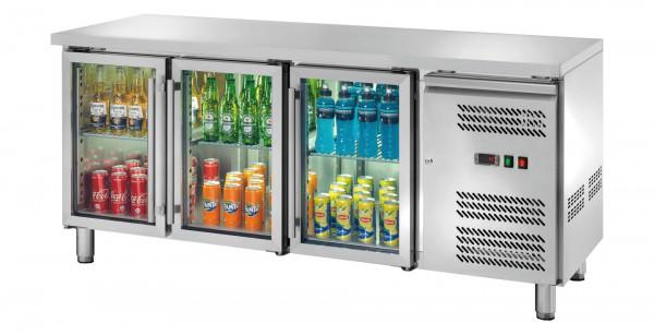 Kühltisch 417 l GN 1/1 ohne